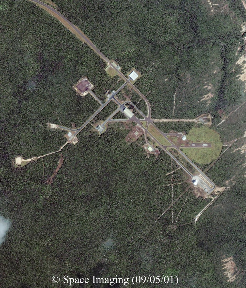 O Brasil vai expandir o seu Porto Espacial de Alcântara